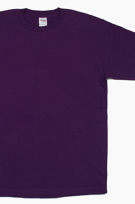 PRINTSTAR Basic S/S Purple