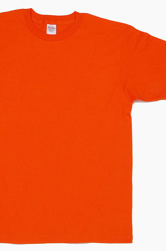 PRINTSTAR Basic S/S Orange