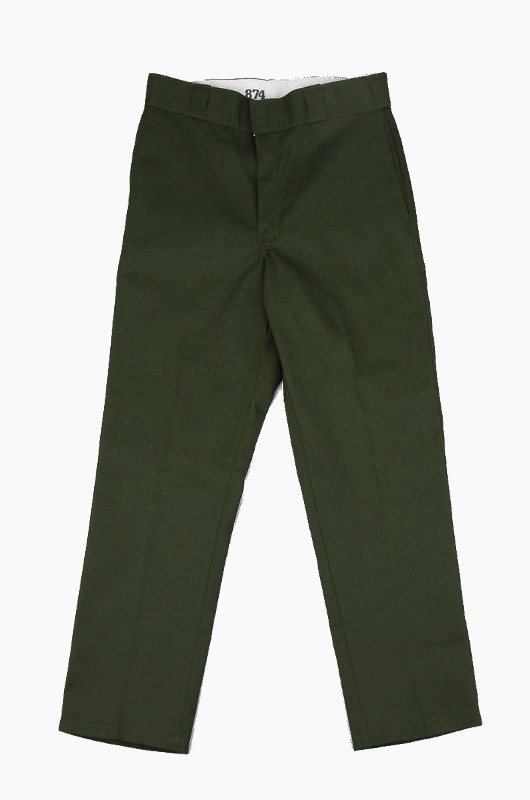 DICKIES 874 Original Fit Pants Olive