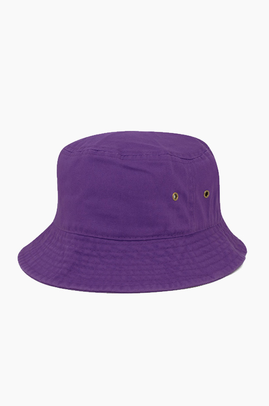 NEWHATTAN Bucket Purple