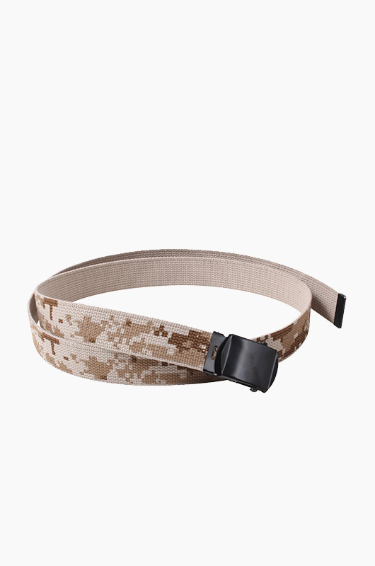 ROTHCO Rev Web Belt Desert Digital Camo