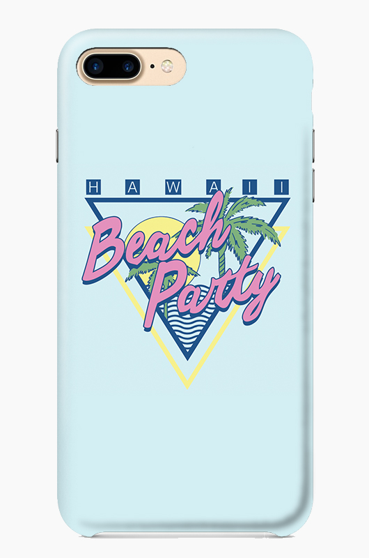 CHILLN Graphic Case Beach Party