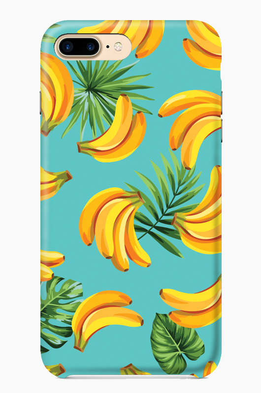 CHILLN Graphic Case Banana&Leaf