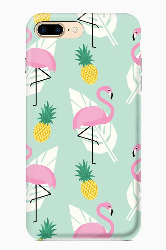 CHILLN Graphic Case Pink Flamingos