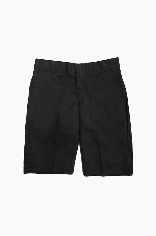 "DICKIES 11""Slim Work Short Black_849"