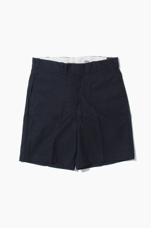 "DICKIES 8""Relaxed Work Short Navy_42234"