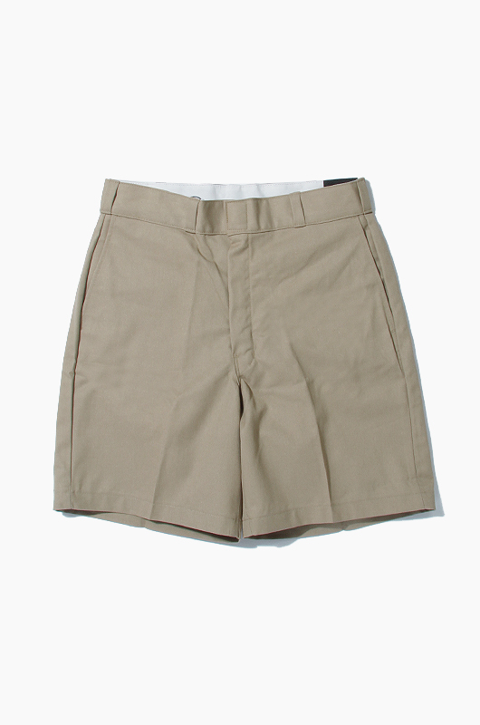 "DICKIES 8""Relaxed Work Short Khaki_42234"