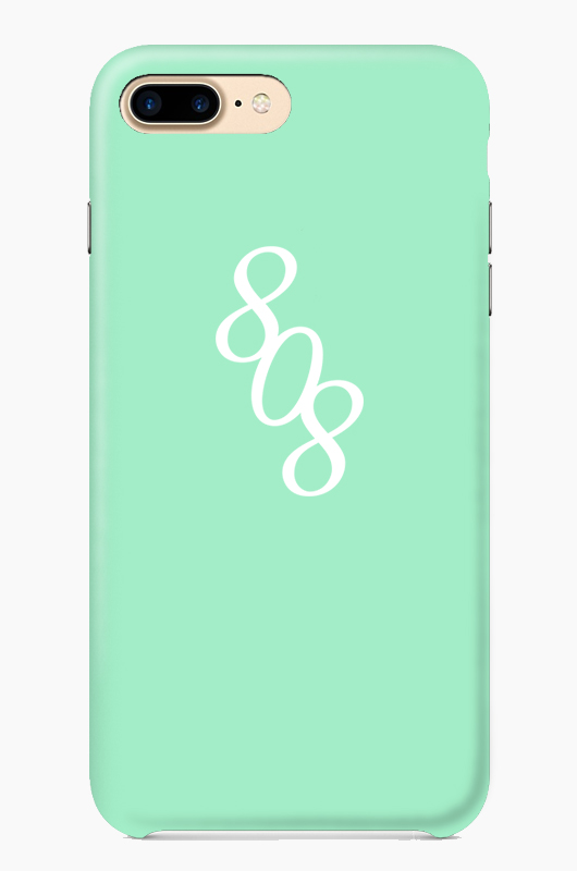 808 Logo Mobile Case Mint
