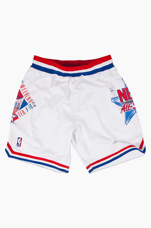 M&N NBA All-Star 1991 Authentic Shorts