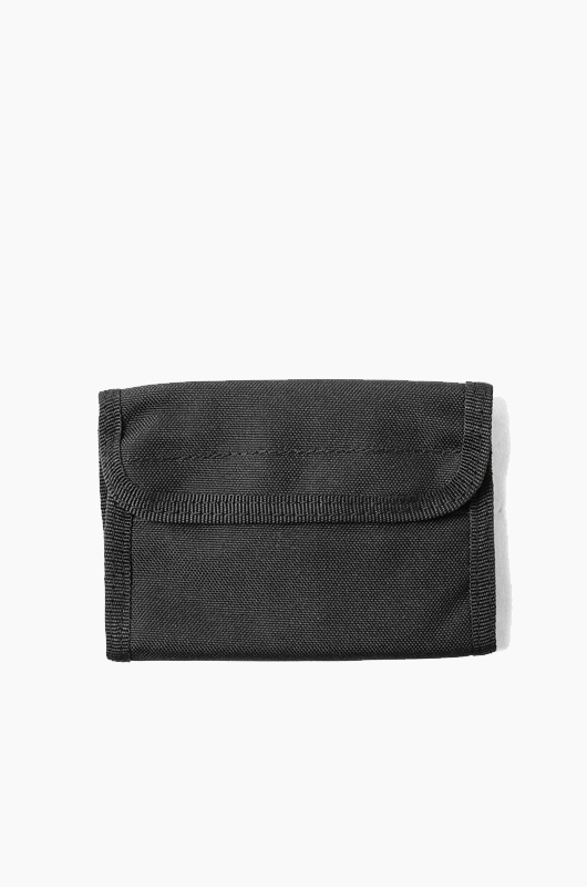 ROTHCO Deluxe Tri-Fold Wallet Black
