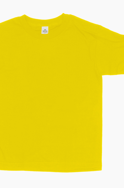 AAA Kids s/s Yellow