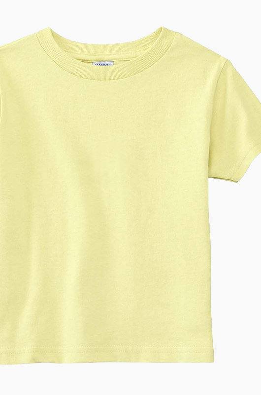 RABBIT SKINS Toddler Tee Banana