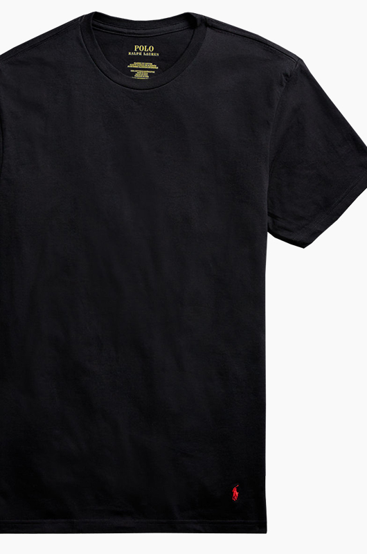 POLO Classic Fit T-shirt Black
