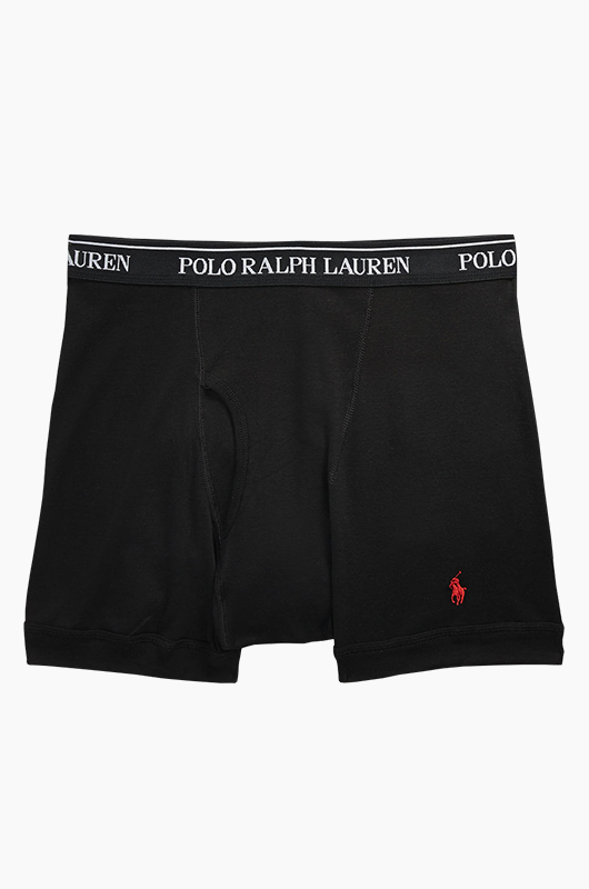 POLO Boxer Brief Black