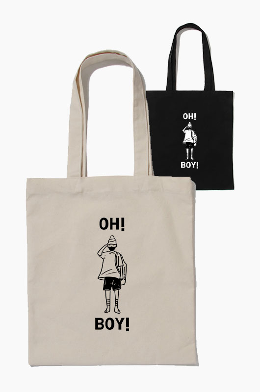 SIHO Oh! Boy! Eco Bag