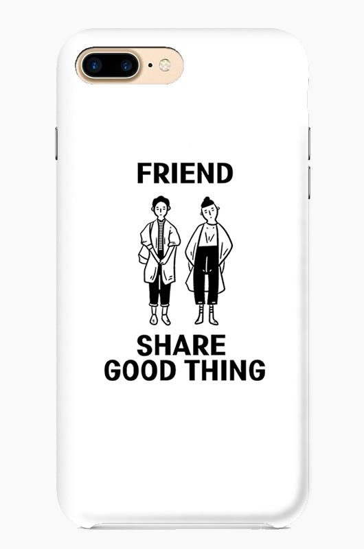 SIHO Friend share good thing Case