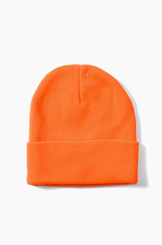 ROTHCO Deluxe Watch Beanie S.Orange