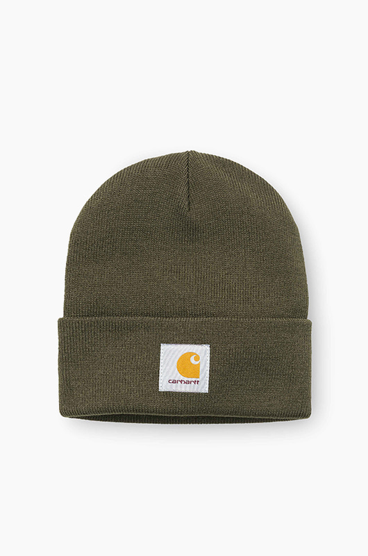 CARHARTT-WIP Short Watch Beanie Cypress