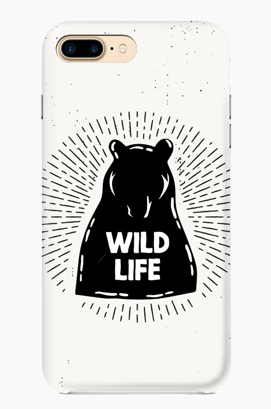 CHILLN Graphic Case Wild Life