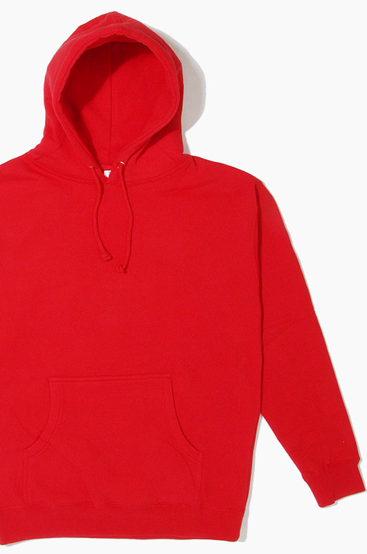 iNDEPENDENT Heavyweight Hood Red