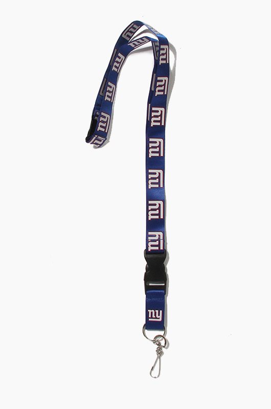 NFL Lanyard NY Giants Blue