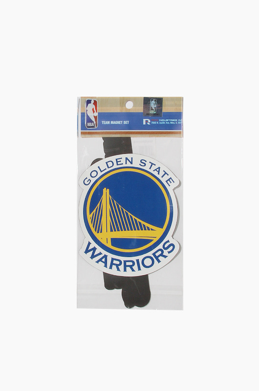 NBA Magnet Set Warriors