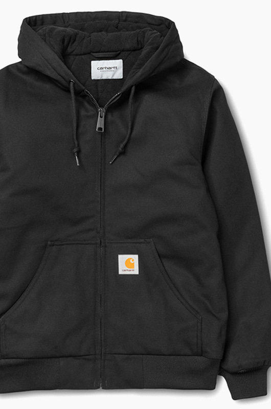CARHARTT-WIP Active Jacket Black/Black