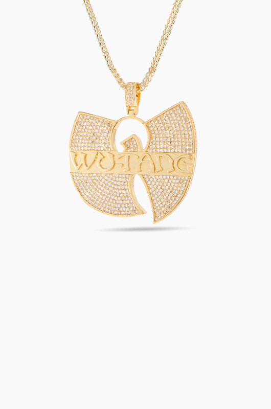 KING ICE The Forever Necklace (Wu-Tang) Small