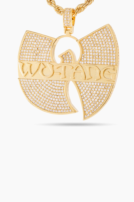 KING ICE The Forever Necklace (Wu-Tang) Large