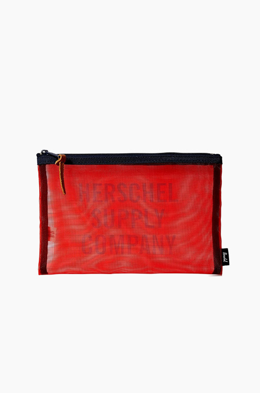 HERSCHEL Network Medium-Red/Navy