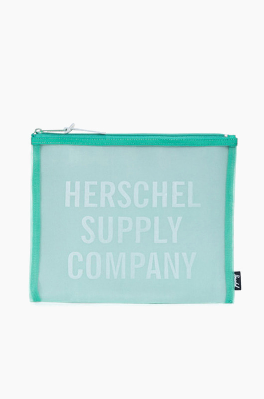 HERSCHEL Network Large-Mesh Kelly Green