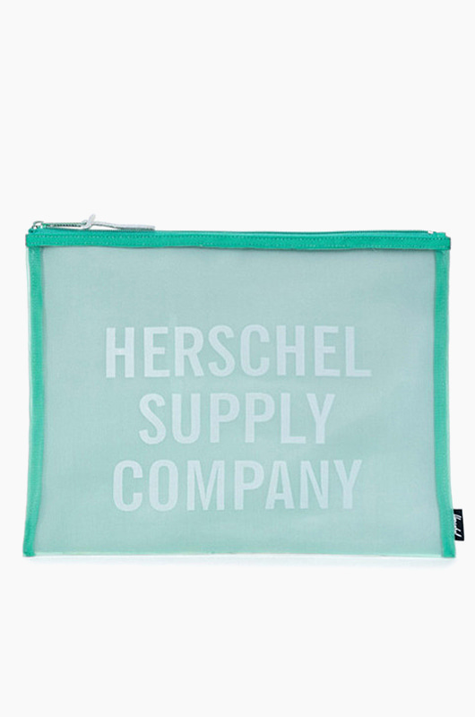 HERSCHEL Network XL Mesh Kelly Green