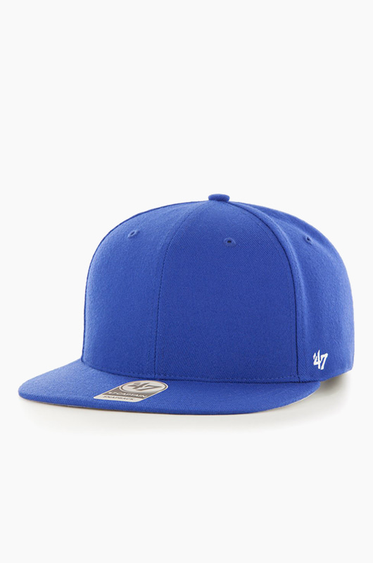 47BRAND Classic Sure Shot Snapback Royal