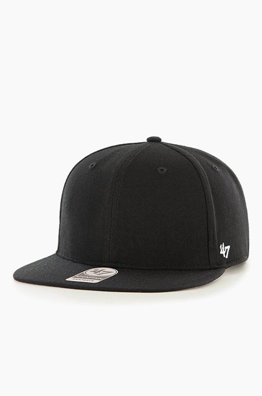 47BRAND Classic Sure Shot Snapback Black