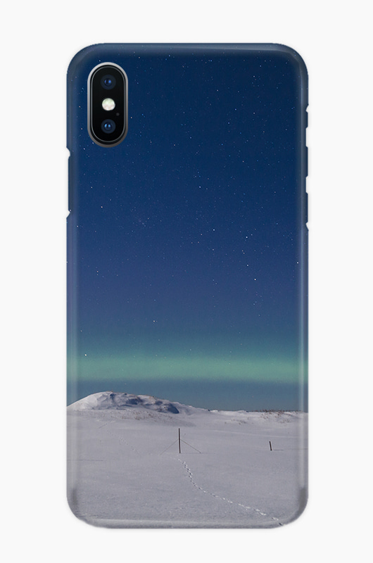 CHILLN Graphic Case Snow night