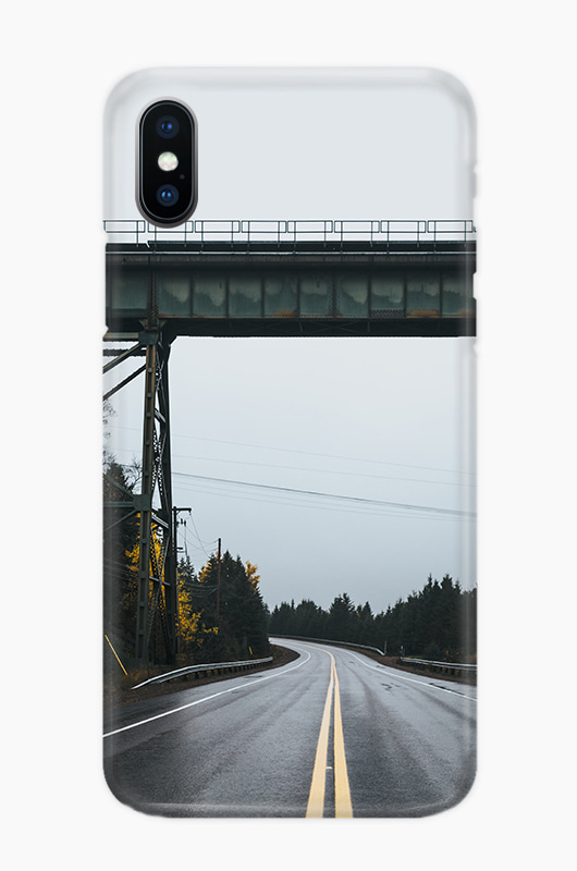 CHILLN Graphic Case Highway