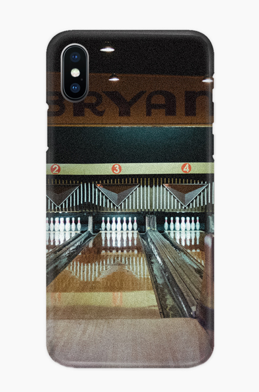 CHILLN Graphic Case Bowling
