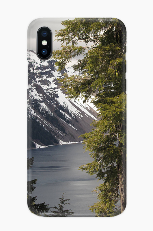 CHILLN Graphic Case Snow Mountain