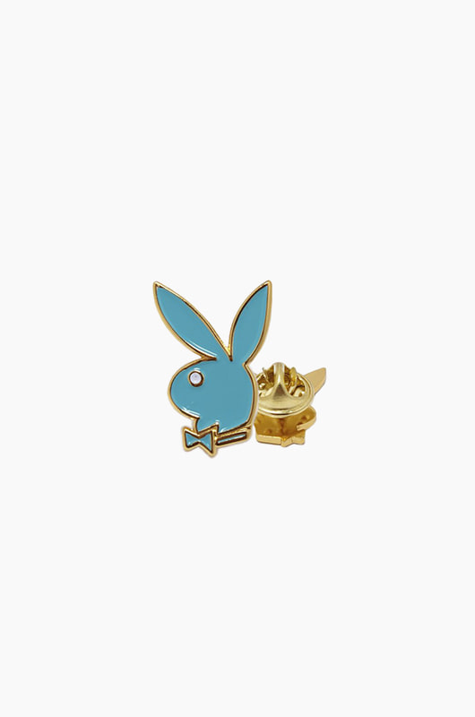 GOODWORTH GW X PB Bunny Pin Turquoise
