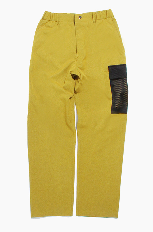 PISCATOR Yacht Pants Gold