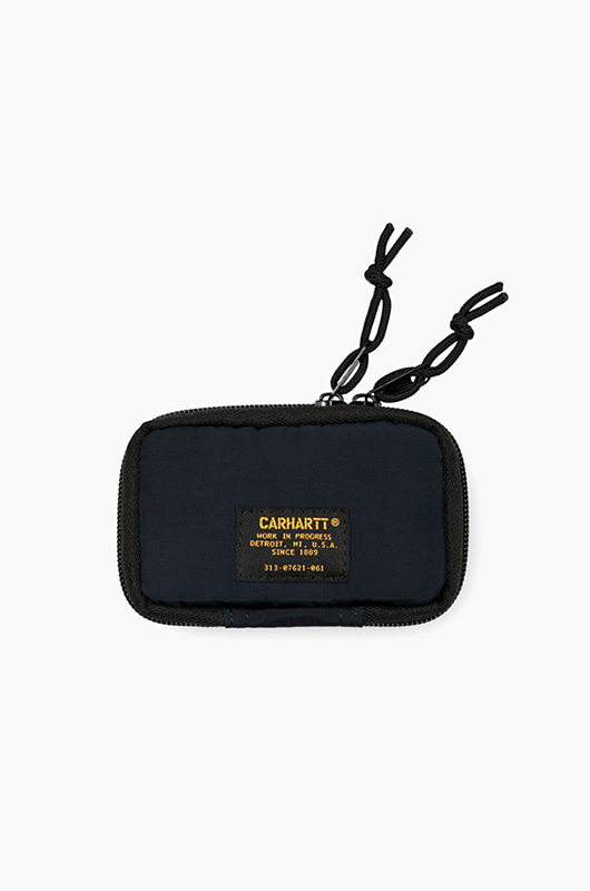 CARHARTT-WIP Military Wallet Small Dk.Navy