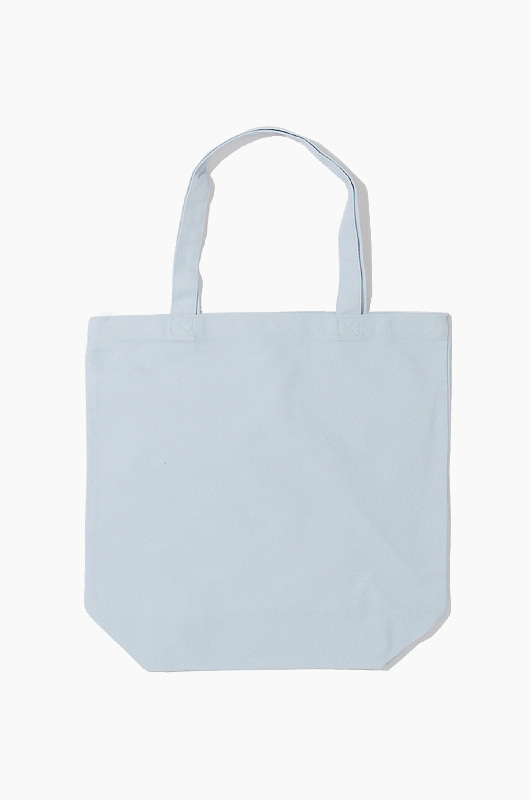 PLAIN Canvas Eco Bag Light Blue