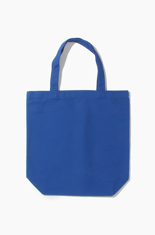 PLAIN Canvas Eco Bag Royal Blue