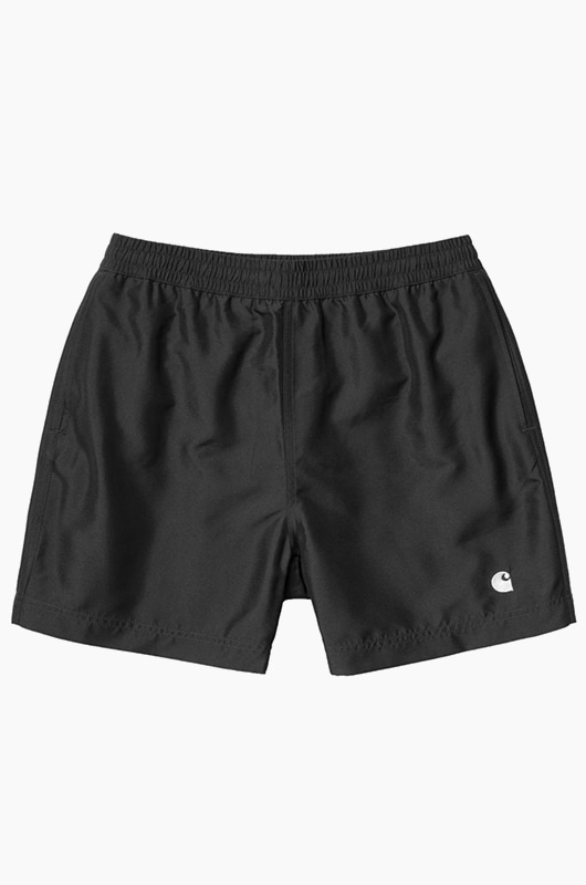 CARHARTT-WIP Cay Swim Trunk Black/White