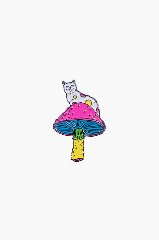 RIPNDIP Psychedelic Pin