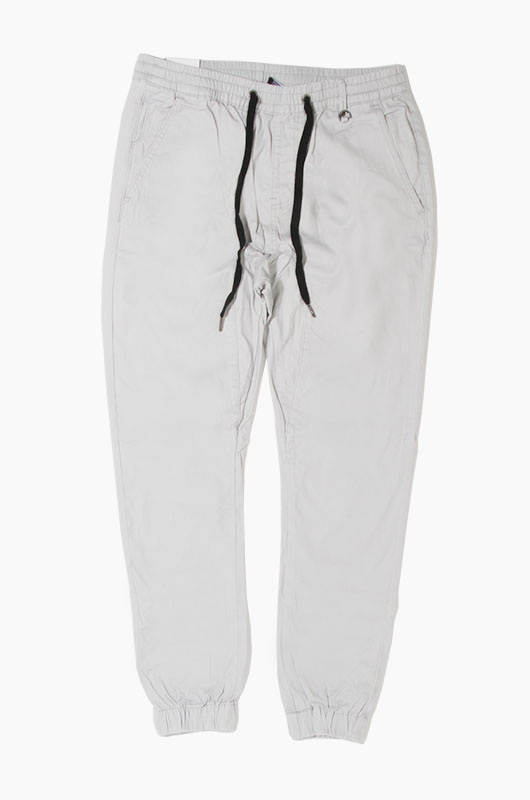 HYPER DENIM Drop Crotch Jogger Gray