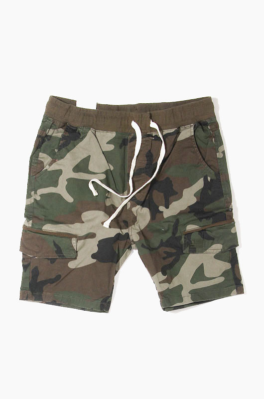 HYPER DENIM Cargo Short Camo