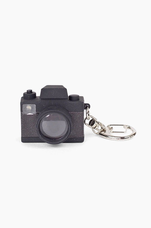 KIKKERLAND Camera Led Keychain