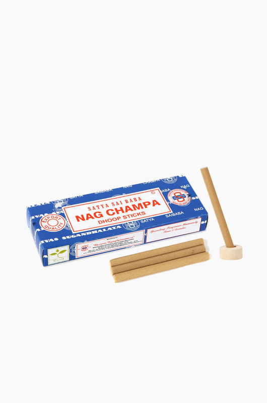 INCENSE Nagchampa Dhoop Sticks