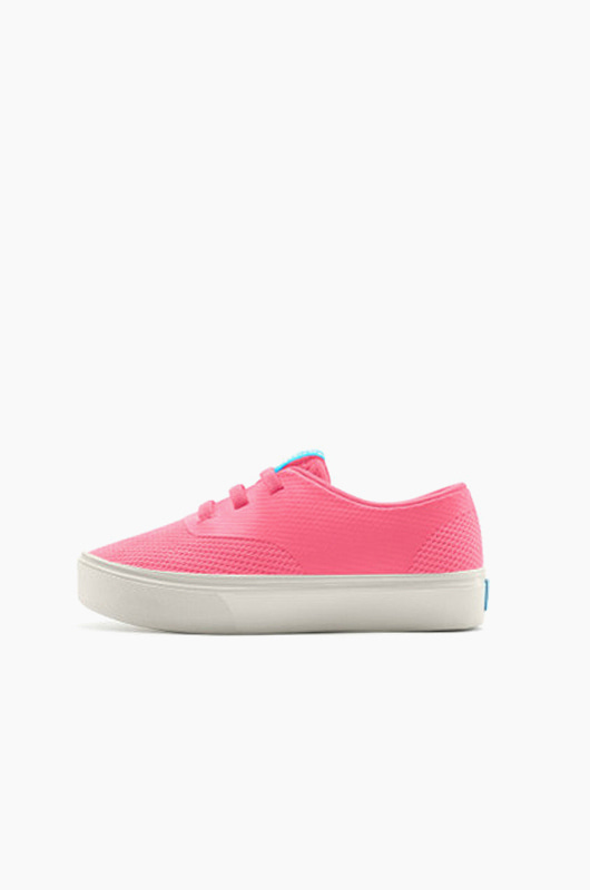 PEOPLEFOOTWEAR The Stanley Kids Playground Pink/Picket White
